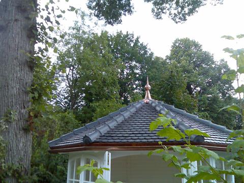 DachWitt Gartenpavilliom