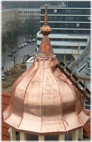 DachWitt originalgetreue Wiederherstellung von historischen Gebäudedächern