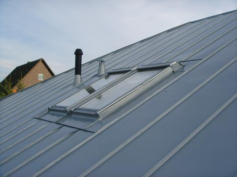 DachWitt Handgearbeitete Dachfenster- und Lüftereinfassungen