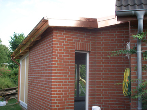 DachWitt Ortgang- und Traufausführung